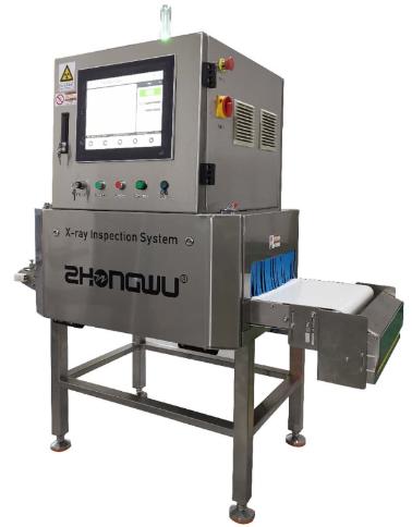 散料专用X光异物检测机