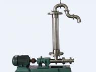 Fluid sterilization production line